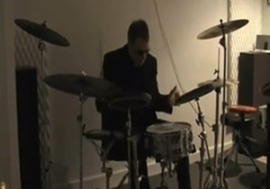 Kim G. Martin plays Buddy Rich's 'The Rotten Kid' (Jan 2009)